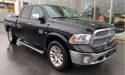 Make Ram Model 1500 Year 2016 Colour Black kms 91224 Trans Automatic Price: $36,888 Stock Number: 181724A VIN: 1C6RR7WT9GS254528 Engine: V-8 cyl Fuel: Regular Unleaded Was $39,995 Now 36,888...Local To B.C. With No Accidents...Every Select pre-owned