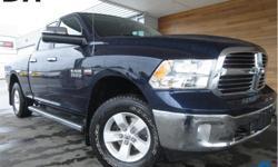 Make Ram Model 1500 Year 2016 Colour Blue kms 50799 Trans Automatic Price: $33,862 Stock Number: Q3X1821A VIN: 1C6RR7GT8GS342856 Interior Colour: Grey Engine: 5.7L HEMI VVT V8 w/FuelSaver MDS Fuel: Regular Unleaded Bluetooth, SiriusXM, Aluminum Wheels,