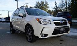 Make Subaru Model Forester Year 2016 Colour White kms 52767 Trans Automatic *NEW YEAR SALE* - $1,000 OFF - Wow ! What a Perfect Winter Vehicle, Everything you could want: ZERO ACCIDENTS, LOCAL BC VEHICLE, BALANCE OF FACTORY WARRANTY, FULLY SERVICED &