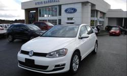 Make Volkswagen Model Golf Year 2016 Colour White kms 31881 Price: $21,366 Stock Number: 182142 VIN: 3VW217AU5GM049005 Interior Colour: Black Leather Engine: 1.8L 4 Cylinder Turbo Engine Here is a no accident, remaining factory warranty fuel efficient