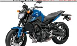 2016 Yamaha FZ09 Sport Motorcycle $8999. With this bike, you get style and performance without breaking the bank. Features adjustable suspension, variable power modes, and comfortable seat! Jerky throttle response from previous year has been fixed for