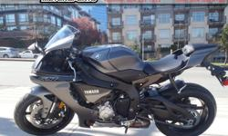 2016 Yamaha YZF-R1S $16699 The perfect combination of sportiness and streetability! Colour: Grey. Buy with confidence from a Genuine Yamaha Dealership. ContactPatrick or Dave at our Surrey location - 604-588-4988. Daytona Motorsports also has a