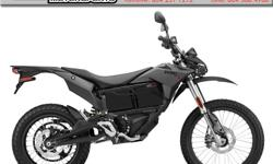 2016 Zero FX ZF6.5 Dual Sport * 100% Electric! * $12337 130 km range in city, 140 kph top speed, maintenance-free brushless motor, clutchless direct drive transmission, ABS, and less than 300 lbs! Charge at any 110V outlet. Get this DEMO model at a great