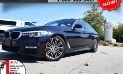 "Make BMW Model 530 Year 2017 Colour Black Trans Automatic We are Canada's #1 KIA Retail Volume Dealer. Our volume purchasing power saves you money! Our motto ""we can replace vehicles, we cannot replace our customers!"" is the reason we sell more new Kia's"