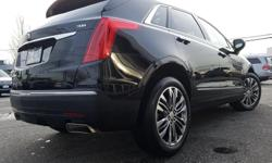 Make Cadillac Model SRX Year 2017 Colour Black kms 18100 Trans Manual Come see this super clean 2017 Cadillac XT5 with AWD perfect for any weather that comes our way. Replacing the old Cadillac SRX, this is the new iteration in Cadillac's expanding