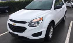 "Make Chevrolet Year 2017 Colour White Trans Automatic kms 30000 2017 CHEVROLET EQUINOX AWD FOR SALE ****JUST ARRIVED**** CHECK OUT THIS GREAT SUV!! * ONE OWNER * DEALER MAINTAINED * 17"" ALUMINUM WHEELS * REMOTE KEYLESS ENTRY * REMOTE VEHICLE START * REAR"