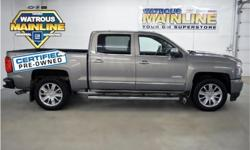 Make Chevrolet Model Silverado 1500 Year 2017 Colour Pepperdust Metallic kms 63832 Trans Automatic Price: $46,995 Stock Number: J1956A VIN: 3GCUKTEC7HG298876 Interior Colour: Brown Engine: Gas V8 5.3L/325 Cylinders: 8 Fuel: Gasoline Grand and graceful,