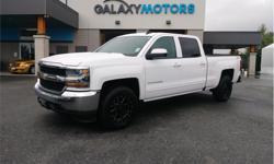 Make Chevrolet Model Silverado 1500 Year 2017 Colour White kms 61732 Trans Automatic Price: $39,995 Stock Number: D24210 VIN: 1GCUKREC6HF111079 Interior Colour: Black Engine: 5.3L ECOTEC3 V8 WITH ACTIVE FUEL MANAGEMENT, DIREC Cylinders: 8 Fuel: Gasoline