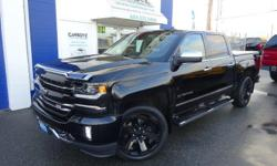 Make Chevrolet Model Silverado 1500 Year 2017 Colour Black kms 36171 Trans Automatic Please go to our Website for More Pictures and Information.. WWW.CARBOYZ.CA Fully Loaded LTZ with 2LZ and Z71 Package.. Local BC Truck with NO Accidents!! Only 36,171