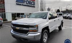 Make Chevrolet Model Silverado 1500 Year 2017 Colour White kms 33531 Trans Automatic Price: $34,990 Stock Number: 137187 VIN: 3GCUKNEC1HG366701 Interior Colour: Black Cylinders: 8 - Cyl Fuel: Gasoline This 2017 Chevrolet Silverado 1500 WT Crew Cab 6
