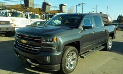 Make Chevrolet Year 2017 Colour Grey Trans Automatic kms 12895 Stock #: BC0030666 VIN: 3GCUKSEC5HG515481 2017 Chevrolet Silverado 1500 Z71 LTZ Crew Cab 4WD, 5.3L, 8 cylinder, 4 door, automatic, 4WD, 4-Wheel ABS, cruise control, air conditioning, AM/FM