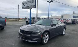 Make Dodge Model Charger Year 2017 Colour Grey kms 13750 Trans Automatic Price: $28,915 Stock Number: 2900 VIN: 2C3CDXHG0HH620015 Interior Colour: Black Engine: 3.6L V6 Engine Configuration: V-shape Cylinders: 6 Fuel: Regular Unleaded TURBO CHARGED!