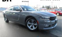 Make Dodge Model Charger Year 2017 Colour Grey kms 33048 Trans Automatic Price: $27,880 Stock Number: P2890 VIN: 2C3CDXHG3HH654272 Engine: 3.6L Pentastar VVT V6 Fuel: Regular Unleaded Keyless Start, Sunroof, Bluetooth, Steering Wheel Controls, Power