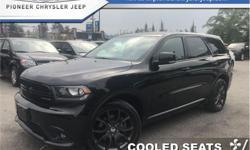 Make Dodge Model Durango Year 2017 Colour DB Black kms 66000 Trans Automatic Price: $39,288 Stock Number: F8995 VIN: 1C4SDJCT6HC858995 Interior Colour: Black Fuel: Gasoline Navigation, Leather Seats, Bluetooth, Cooled Seats, Premium Sound Package! Check