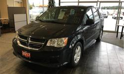 Make Dodge Model Grand Caravan Year 2017 Colour Black kms 33232 Trans Automatic Price: $28,990 Stock Number: 18183A VIN: 2C4RDGBG5HR843353 Engine: 3.6L Pentastar VVT V6 Satellite radio. Stow and go seats. Seats 7. Power windows. At Duncan Dodge we treat