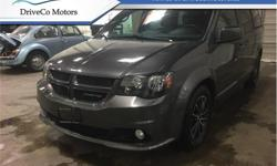 Make Dodge Model Grand Caravan Year 2017 Colour Grey kms 41718 Trans Automatic Price: $27,995 Stock Number: DE2532 VIN: 2C4RDGEG4HR732532 Engine: 283HP 3.6L V6 Cylinder Engine Fuel: Gasoline Bluetooth, Leather Seats, Premium Sound Package, Rear View