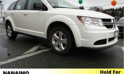 Make Dodge Model Journey Year 2017 Colour White kms 27743 Trans Automatic Price: $19,999 Stock Number: 9CH2706A VIN: 3C4PDCAB5HT604467 Interior Colour: Black Engine: Inline 4 Fuel: Gasoline One Owner. No Accidents. Low Kilometers. Touch Screen Radio.