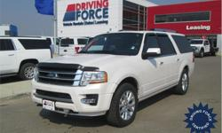 Make Ford Model Expedition Max Year 2017 Colour White kms 23047 Trans Automatic Price: $52,998 Stock Number: 143458 VIN: 1FMJK2AT2HEA80205 Interior Colour: Black Cylinders: 6 - Cyl Fuel: Gasoline This 2017 Ford Expedition Max Limited 8 Passenger 4X4 SUV