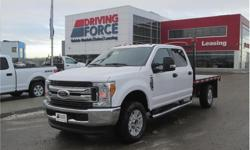 Make Ford Model F-350 Super Duty Year 2017 Colour White kms 30066 Trans Automatic Price: $46,998 Stock Number: 136994 VIN: 1FD8W3F69HEC69879 Interior Colour: Grey Cylinders: 8 - Cyl Fuel: Gasoline DRIVING FORCE is committed to making your car, van, SUV,