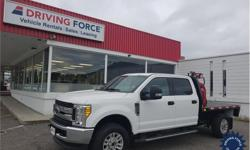 Make Ford Model F-350 Super Duty Year 2017 Colour White kms 20268 Trans Automatic Price: $49,950 Stock Number: 137805 VIN: 1FT8W3B67HEB95727 Interior Colour: Grey Cylinders: 8 - Cyl Fuel: Gasoline This 2017 Ford F-350 Super Duty Crew Cab 6 Passenger 4X4