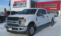 Make Ford Model F-350 Super Duty Year 2017 Colour White kms 47355 Trans Automatic Price: $59,998 Stock Number: 145635 VIN: 1FT8W3BT9HED81551 Interior Colour: Grey Cylinders: 8 - Cyl Fuel: Diesel This 2017 Ford F-350 Super Duty XLT Crew Cab 6 Passenger 4X4