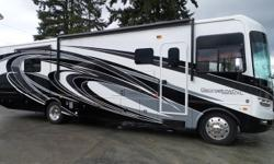 Luxury on the road! Brand new 2017 Georgetown 369XL is an exceptional home anywhere you want to take it! Even better when you can save over 40 grand in the process! Price reduced by $40,995 to only $149,000! Ford F53 chassis with Triton V10 Inviting