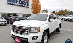 Make GMC Model Canyon Year 2017 Colour White kms 25062 Trans Automatic Price: $31,990 Stock Number: 136417 VIN: 1GTG5CEN8H1155195 Interior Colour: Black Cylinders: 6 - Cyl Fuel: Gasoline This 2017 GMC Canyon Crew Cab 5 Passenger 2WD 6.1-Foot Medium Box