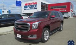 Make GMC Model Yukon Year 2017 Colour Red kms 18898 Trans Automatic Price: $50,998 Stock Number: 142610 VIN: 1GKS2AEC0HR205972 Interior Colour: Black Cylinders: 8 - Cyl Fuel: Gasoline This 2017 GMC Yukon SLE 9 Passenger SUV comes with a 6-speed automatic