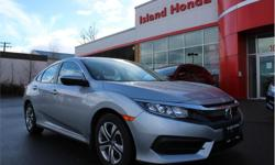 Make Honda Model Civic Year 2017 Colour Silver kms 19195 Price: $19,900 Stock Number: R185772A VIN: 2HGFC2F51HH019987 Interior Colour: Black Engine: I-4 cyl Fuel: Diesel 2017 Honda Civic LX, Automatic, FWD, A/C, AM/FM Radio, Auto climate control, Back-up