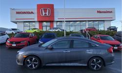Make Honda Model Civic Year 2017 Colour Modern Steel Metallic kms 13118 Price: $24,634 Stock Number: H3252 VIN: 2HGFC1F91HH100386 This Honda Civic is a locally owned and serviced vehicle that has been through our safety inspection. As a result, this Civic