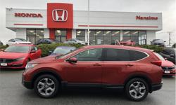 Make Honda Model CR-V Year 2017 Colour Basque Red Pearl II kms 68266 Price: $31,347 Stock Number: H16654A VIN: 2HKRW2H84HH124699 This Motor Trend award winning vehicle is great on gas with lots of power available on demand with its 1.5 L Turbocharged