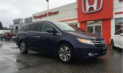 Make Honda Model Odyssey Year 2017 Colour Blue kms 36559 Trans Automatic Price: $39,870 Stock Number: X13230 VIN: 5FNRL5H96HB500370 Interior Colour: Black Engine: 3.5L V6 Engine Configuration: V-shape Cylinders: 6 Fuel: Regular Unleaded Accident-Free,
