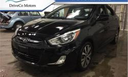 Make Hyundai Model Accent Year 2017 Colour Black kms 20604 Trans Automatic Price: $16,995 Stock Number: D9367 VIN: KMHCT4AE4HU299367 Interior Colour: Black Engine: 137HP 1.6L 4 Cylinder Engine Cylinders: 4 Fuel: Gasoline Power Windows! # 1 NEW CREDIT AND