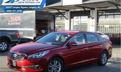 Make Hyundai Model Sonata Year 2017 Colour Red kms 24569 Trans Automatic Price: $18,788 Stock Number: Z7209A VIN: 5NPE24AF7HH439091 Engine: 185HP 2.4L 4 Cylinder Engine Fuel: Gasoline Low Mileage, Bluetooth, Heated Seats, Touch Screen, Rear View Camera,