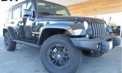 Make Jeep Model Wrangler Unlimited Year 2017 Colour Black kms 56 Trans Automatic Price: $46,739 Stock Number: JW1711 VIN: 1C4BJWEG2HL654121 Interior Colour: Black Engine: 3.6L Pentastar VVT V6 Fuel: Regular Unleaded Low Mileage, Navigation , Max Tow