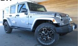 Make Jeep Model Wrangler Unlimited Year 2017 Colour Silver kms 20 Trans Manual Price: $48,631 Stock Number: JW1713 VIN: 1C4BJWEGXHL668316 Interior Colour: Black Engine: 3.6L Pentastar VVT V6 Fuel: Regular Unleaded Low Mileage, Bluetooth, Air Conditioning,