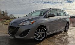 Make Mazda Model 5 Year 2017 Colour silver kms 55960 Trans Automatic ?2017 Mazda 5 GT Leather-Sunroof-FWD- one owner- Best price in town! ? $20,995+ tax + 1,895 AVP ?? Call or Text Aaron?? (778) 522-0463 ? Year : 2017 Make : Mazda Model : 5 GT Mileage :