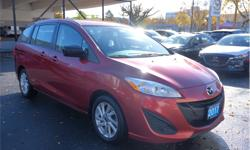 Make Mazda Model MAZDA5 Year 2017 Colour Red kms 41430 Trans Automatic Price: $19,995 Stock Number: 7805A VIN: JM1CW2CL5H0194128 Interior Colour: Black Engine: 2.5L - 4 Cylinder Cylinders: 4 Pacific Mazda is one of the largest Mazda Dealers in Western
