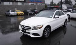 Make Mercedes-Benz Model C-Class Year 2017 Colour White kms 39889 Trans Automatic Price: $37,888 Stock Number: D24707 VIN: 55SWF4KB8HU227124 Interior Colour: Black Engine: 2.0L DOHC I4 Turbo -inc: auto stop/start function Cylinders: 4 Fuel: Gasoline