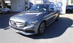 Make Mercedes-Benz Model C-Class Year 2017 Colour Grey kms 41414 Trans Automatic Price: $37,995 Stock Number: D24708 VIN: 55SWF4KB6HU222276 Interior Colour: Black Engine: 2.0L DOHC I4 Turbo -inc: auto stop/start function Cylinders: 4 Fuel: Gasoline