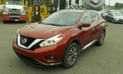 Make Nissan Model Murano Year 2017 Colour Red kms 44712 Trans Automatic Stock #: BC0030305 VIN: 5N1AZ2MH3HN172216 2017 Nissan Murano SV AWD, 3.5L, 6 cylinder, 4 door, automatic, 4WD, 4-Wheel ABS, cruise control, air conditioning, AM/FM radio, CD player,