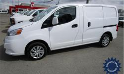 Make Nissan Model Nv200 Year 2017 Colour White kms 15954 Trans Automatic Price: $24,950 Stock Number: 144533 VIN: 3N6CM0KN2HK717852 Interior Colour: Grey Cylinders: 4 - Cyl Fuel: Gasoline This Nissan NV200 SV Commercial Compact Mini Cargo Van comes with a