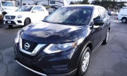 Make Nissan Model Rogue Year 2017 Colour Black kms 130856 Trans Automatic Stock #: BC0030833 VIN: 5N1AT2MV5HC752621 2017 Nissan Rogue SV AWD, 2.5L, 4 cylinder, 4 door, automatic, AWD, 4-Wheel AB, cruise control, AM/FM radio, CD player, power door locks,