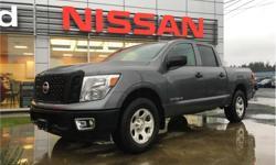 Make Nissan Model Titan Year 2017 Colour Gun Metallic kms 51685 Trans Automatic Price: $31,827 Stock Number: N20451 VIN: 1N6AA1EJ4HN513627 Interior Colour: Black Engine: 5.6L V8 Engine Configuration: V-shape Cylinders: 8 Fuel: Regular Unleaded