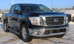 """Make Nissan Year 2017 Colour Black Trans Automatic kms 43352 No Haggle, No Hassle Price $33,697 or $246 Biwkly Save $10,500 from New! $44,247 - $10,550 CASH REBATE= $33,697 SALE Qualifies for 3.99% Fixed-Term """"Special Factory Rates""""! *LIMITED TIME ONLY"""
