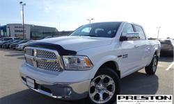 Make Ram Model 1500 Year 2017 Colour White kms 18682 Trans Automatic Price: $49,497 Stock Number: X25642 VIN: 1C6RR7NM7HS871907 Interior Colour: Black Beautiful, loaded Laramie shortbox 4X4 in near new condition! Super clean in & out, accident free