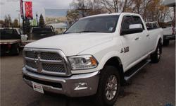 Make Ram Model 3500 Year 2017 Colour White kms 65837 Trans Automatic Price: $62,999 Stock Number: 139100 VIN: 3C63R3JL2HG683394 Interior Colour: Black Cylinders: 6 - Cyl Fuel: Diesel This 2017 Ram 3500 Crew Cab 5 Passenger 4X4 8-Foot Long Box Truck comes
