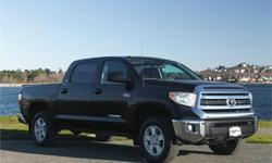 Make Toyota Model Tundra Year 2017 Colour Black kms 39250 Trans Automatic Price: $39,990 Stock Number: 86979 VIN: 5TFDY5F18HX594105 Interior Colour: Black Engine: V-8 cyl Fuel: Gasoline Every one of our vehicles has been inspected, mechanically