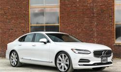 Make Volvo Model S90 Year 2017 Colour White kms 9000 Trans Automatic Price: $53,995 Stock Number: d-18082-1 VIN: YV1A22MLXH1001784 Interior Colour: Black Engine: I-4 cyl Fuel: Gasoline This beautiful S90 is a local, fully loaded Inscription model.Built on
