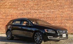 Make Volvo Model V60 Year 2017 Colour Black kms 23400 Trans Automatic Price: $39,990 Stock Number: 86976 Interior Colour: Beige Engine: I-4 Fuel: Premium Unleaded Every one of our vehicles has been inspected, mechanically reconditioned, detailed and is